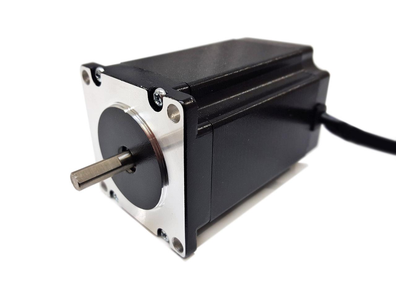Nema 23 stepper motor serie high torque openbuildsitalia for Servo motor high torque